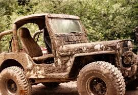 willys jeep off road 1953 willys flatfender jeep 4x4 off roads