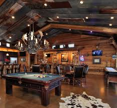 The Ultimate Game Room - 5 cool ideas to turn your garage into a game room for the men