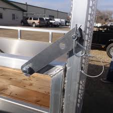 Aluminum Landscape Trailer by Latch Assembly For Aluminum Utility Trailer Ramp Gate Www
