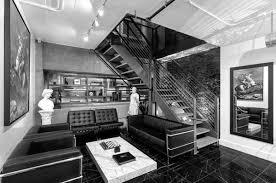 Modern Interior Design Los Angeles Pop Up Gallery For Monarc Studios By Tattoo Artist Jun Cha
