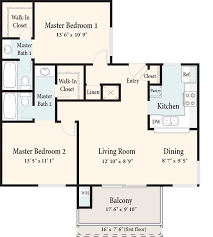 Sycamore Floor Plan Sycamore Terrace Rancho Cucamonga Ca Apartment Finder