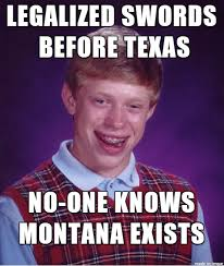 Carry On Meme - so i been reading a bit and discovered that montana legalized open