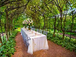 outdoor wedding venues illinois wandering tree estate best garden wedding and event venue in