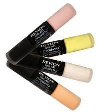 amazon com revlon nail art chalkboard matte nail enamel polish