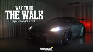 nissan gtr liberty walk wallpaper mat canyon way to do the walk aylezo u0027s liberty walk r35 gtr