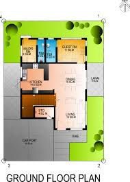 2 storey residential house floor plan u2013 house design ideas