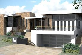 bi level home plans large split level house plans modern bi level house plans