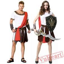 Gladiator Halloween Costume Halloween Costume Caesar Gladiator Warrior Costume