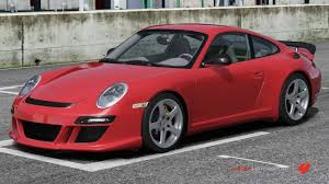 porsche ruf forza motorsport and the reason all gamers know ruf the drive