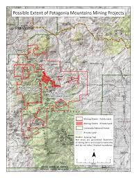 Map Of Southern Arizona by Arizona Mining Inc Wildcat Silver Tsx Az Para