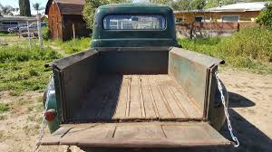 Old Ford Truck Models List - true barn find 1951 ford f1 pickup