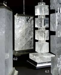Black And Crystal Table Lamps 8 Best Rock Crystal Images On Pinterest Crystal Lamps
