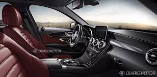 mercedes c class 2015 2015 mercedes c class w205 exterior leaks autoevolution