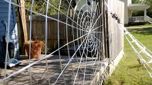 halloween decorations spider web gen4congress com