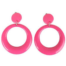 80s earrings 80 s retro party theme 80 s party supplies discount party