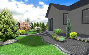 Home Landscape Design Tool by Backyard Design Tool Small Square Landscaping Ideas Best Garden