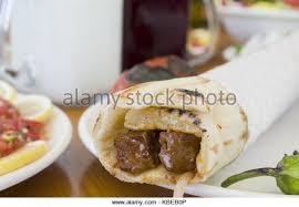 arabic wrap arabic food kebabs stock photos arabic food kebabs stock images