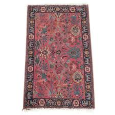 Retro Area Rug Vintage Area Rug Auction Antique Area Rugs And Accent Rugs Ebth