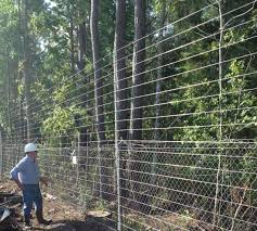 high voltage electric security fence supplies electric fence
