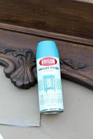 new krylon chalk paint finish spray paint tips for how to use it