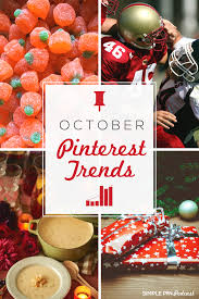 pintrest trends october pinterest trends what to pin in october simple pin media