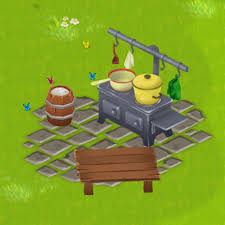 Coffee Kiosk Hay Day soup kitchen production buildings hay day buildings wiki guide