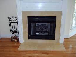 tile tile fireplace design pebble stone tile fireplace home