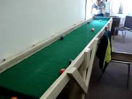 indoor carpet ball table chaos playing carpetball youtube