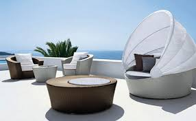 Patio Furniture   Luxurious Styles For Serious Lounging - Luxury outdoor furniture