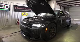 charger hellcat engine hennessey working on charger hellcat upgrade here u0027s the first