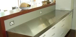 Stainless Steel Kitchen Bench Stainless Steel Benchtops Clic Kitchen Bench Top Stainless Steel Sink Cast Iron Kitchen Sinks