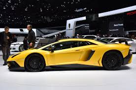 Lamborghini Aventador Off Road - 2016 lamborghini aventador lp750 4 sv starts at 493 095 in the u s