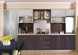 China Ritz Custom Brown Acrylic Finish Kitchen Cabinet Kitchen - Kitchen cabinets made in china