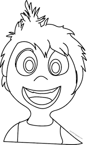 inside out cast coloring pages fresh inside out cast coloring pages fresh disney s inside out