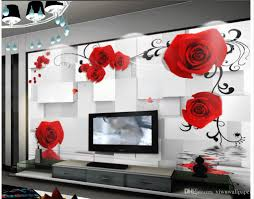 wallpaper for walls classic wallpaper for walls custom 3d wallpaper romantic rose 3d