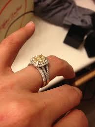cushion cut split shank engagement rings show your split shank cushion cut e rings weddingbee
