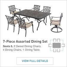 Lowes Patio Table And Chairs by Shop The Ebervale Patio Collection On Lowes Com