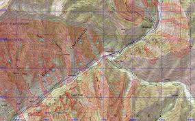Map Of Provo Utah Sar Technology Avalanche Response