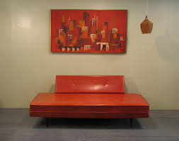 Mid Century Modern Sofa by Mid Century Modern Sofa Daybed Specializing In Mid Century