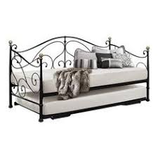 representation of how to transform small interior with day bed
