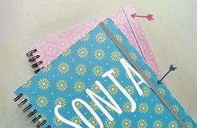 tagebuch selbst designen kalender gestalten mein taschenkalender 2018