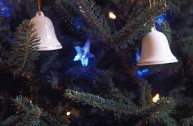 photo of hanging decorations free christmas images