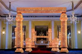 indian wedding mandap for sale ashika fiber wedding mandap wedding mandap stage