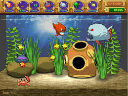 Aquascapes Game Play Online Download Insaniquarium Deluxe Game Shark Games