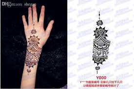 wholesale products tatoo gold henna tattoo metallic cream body
