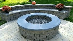 Firepit Lowes Stones For Pit Pit Pit Stones The Alternative