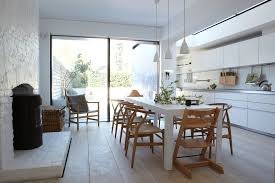 Pretty Large Dining Table Scandinavian Kitchen - Scandinavian kitchen table