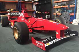 fake ferrari for sale you could own a genuine ferrari f1 car replica only motors