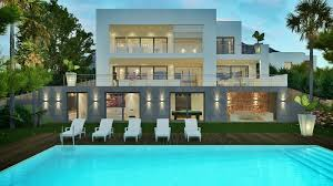 modern villas for sale luxury contemporary villas and real