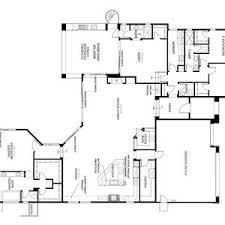 Kaufmann Desert House Floor Plan New Luxury Homes Tuscany Heights Palm Springs 92262